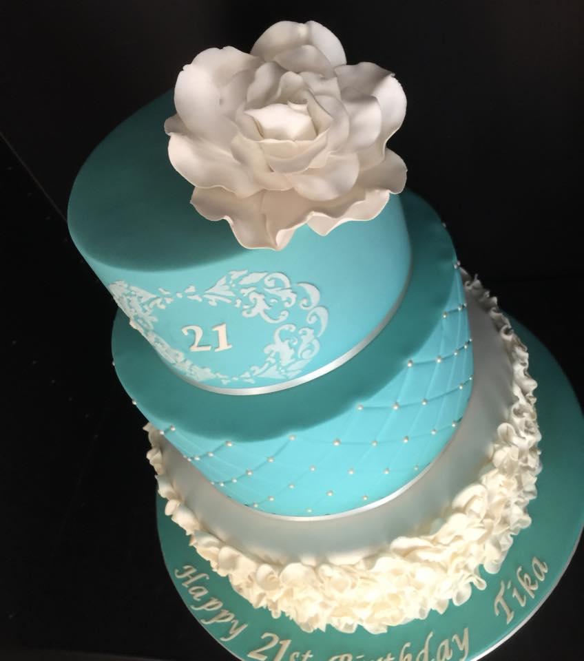 Tumblr St Birthday Cake