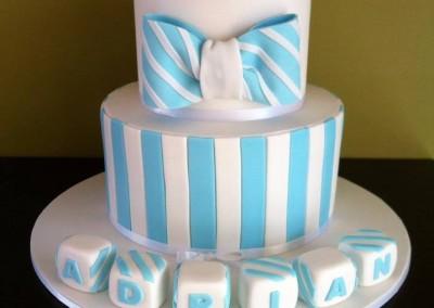 Christening Cakes by Vanessa