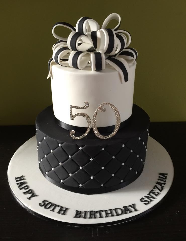 Female Birthday Cakes Cakes by Vanessa
