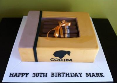 Male Birthday Cakes